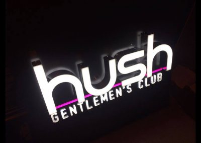 Illuminated Signs, LED Screens, 3D Letters, Shop Signage in Liverpool and Northwest, Manchester, Chester, Wigan